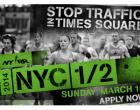 NYC Half Marathon 2014